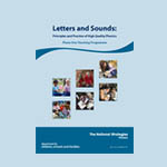 letters and sound